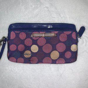 Small Coach Wallet/Wristlet